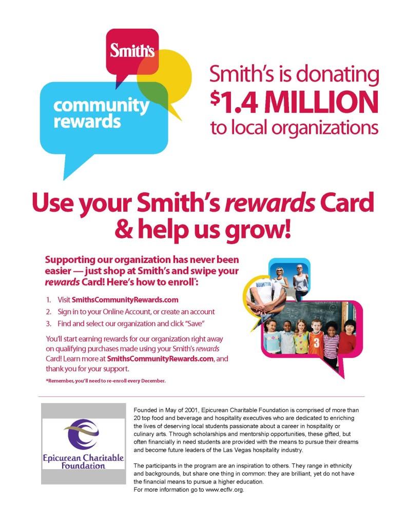 Smith's Community Rewards