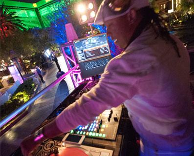 DJ A Las Vegas